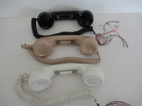 Voice canceling Handsets NEW Old Stock