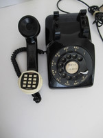 Antique RARE 1953 Western Electric telephone 500 with Touch Tone