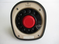 Ericofon dial