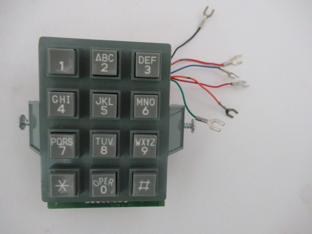 Touch tone telephone key pad for Western Electric, Stromberg Carlson