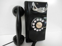 Vintage and Antique original Western Electric Telephones on
