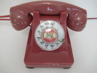 Western Electric  Rose  302