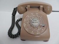 1955  Rose Beige soft plastic WE 500
