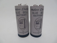 Blue Bell Western Electric #6 Battery set  1916