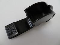Automatic Electric Flipper bucket coin return Black