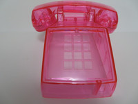 Clear Pink 2500 Complete housing assembly  conversion