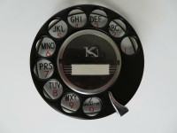 Kellogg dial black older