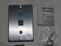 Modular Jack 554 telephone Genuine Bell part