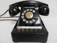 Multi line 302 telephone  EG 44E  1952