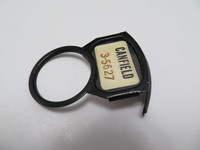 No Dial  candlestick telephone Number card holder