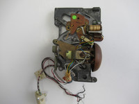 Lead Coin Chute Automatic Electric w Wiring harness