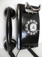354 wall phone Chrome package