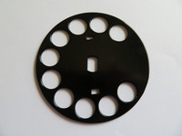 #5 fingerwheel Powdercoated