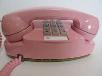 Pink Princess touctone phone