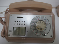 Nos Beige Speaker phone Never used in Box