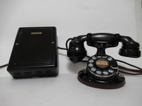 102 B1 desk set Western Electric Oroiginal