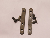 10L lock retaining bars and screws AE