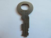 10L Lock Key Dec 1922 PAT date