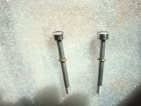AE 50  AE35    Cover screws   Polished Chrome