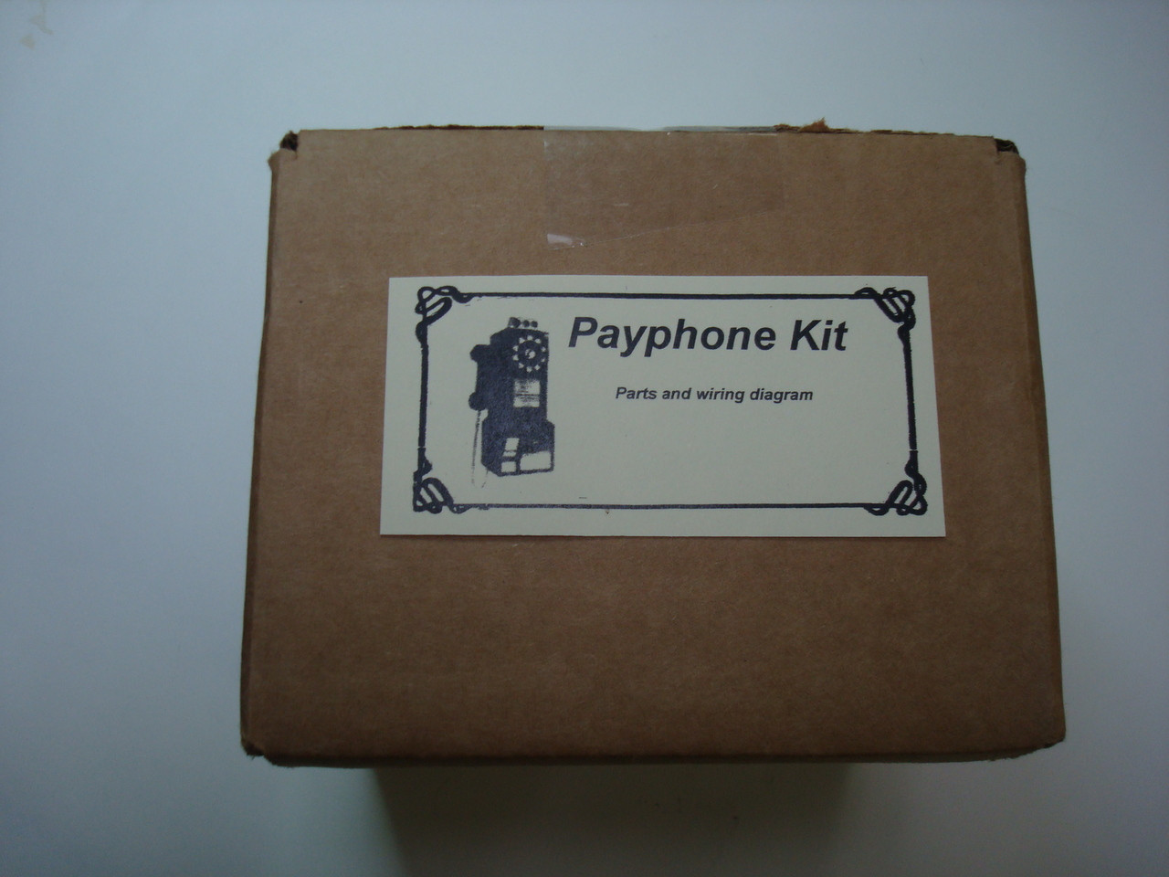 western electric and northern electric 3 slot payphone kit will make Freezer Wiring Diagram