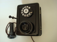 653 wall telephone