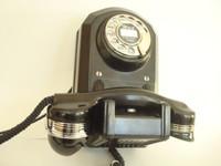AE35   Monophone  Art Deco wall telephone