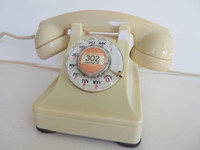 Western  Electric Ivory 302