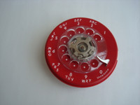 Western Electric telephone RED 9C  500 set dial NOS Stromberg Carlson ITT