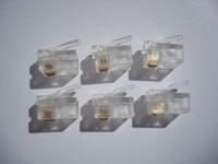 Modular  line cord plug RJ11