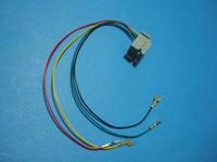 623P   Princess phone  base jack  for modular  wall cord