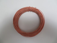 Western Electric cloth covered wire for soldering Telephone Apparatus