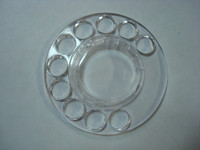 AE80 and 3 slot payphone clear finger wheel New old stock