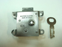Western Electric 10H upper housing lock  New old  stock