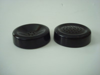 Western Electric G1 handset Bakelite caps set