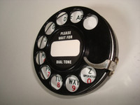 Western Electric #2HB telephone  dial