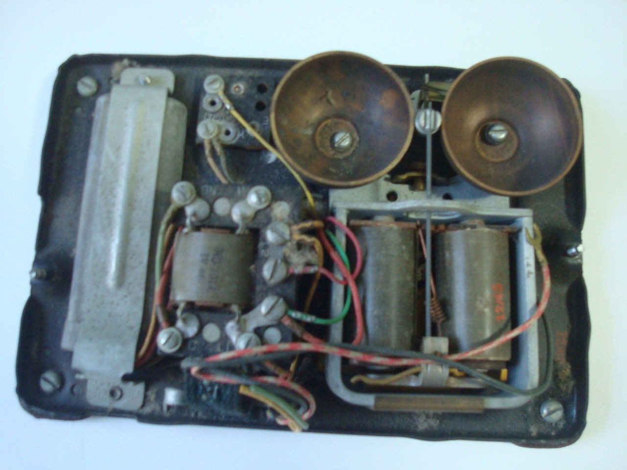 Western Electric 302 Telephone Wiring Diagram. Western Electric 302 on