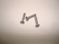 Western Electric Candlestick telephone bottom cover screws 6-32x 1/2