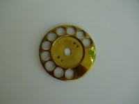 Automatic Electric dial   finger wheel in Gold  AE40  AE34