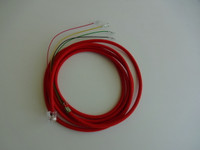 Western Electric red line cord Premium used for 20B and SC Oil can
