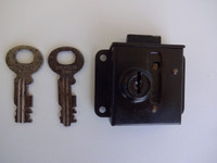 Early Pay station Western Electric 10L vault door lock   with key