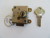 11A lock for Gray 50A and 50 G payphone flat vault door