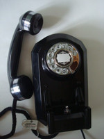 Automatic Electric telephone AE50 wall model