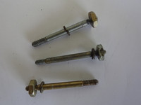 233G dial and shroud long threaded  screws  and nuts