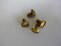 Brass terminal Screws Automatic Electric