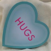 VAL - 4 OZ HUGS HEART