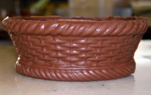 EASTER - CHOCOLATE BASKET - LOW SIDES