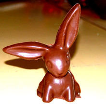 EASTER MOULD - FLOPPY-EARED BUNNY