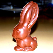 EASTER MOULD - LONG-EARED BUNNY