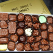 Assorted Dark and Milk Chocolates