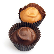 Milk Chocolate and Butterscotch Peanut Butter Cups
